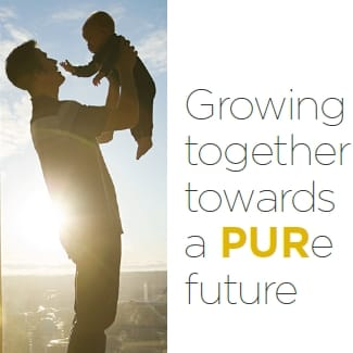 Growing together towards a PURe future