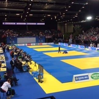 Recticel tatami's Olympic performance