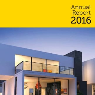 Discover our 2016 annual report