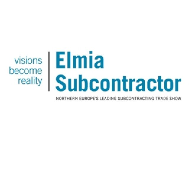 Visit us at Elmia Subcontractor