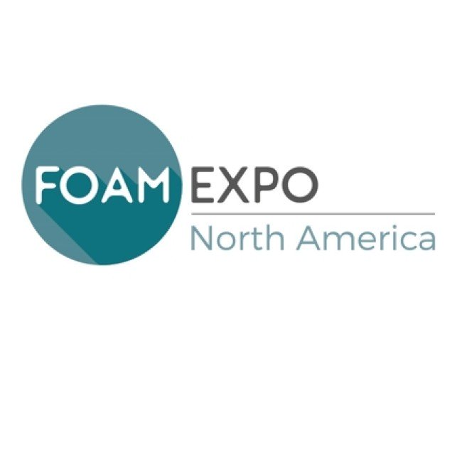 Visit us at Foam Expo North America 2020
