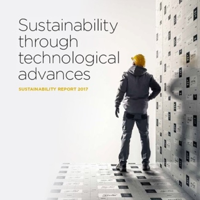 Not just a buzzword: a Sustainability Report with a difference