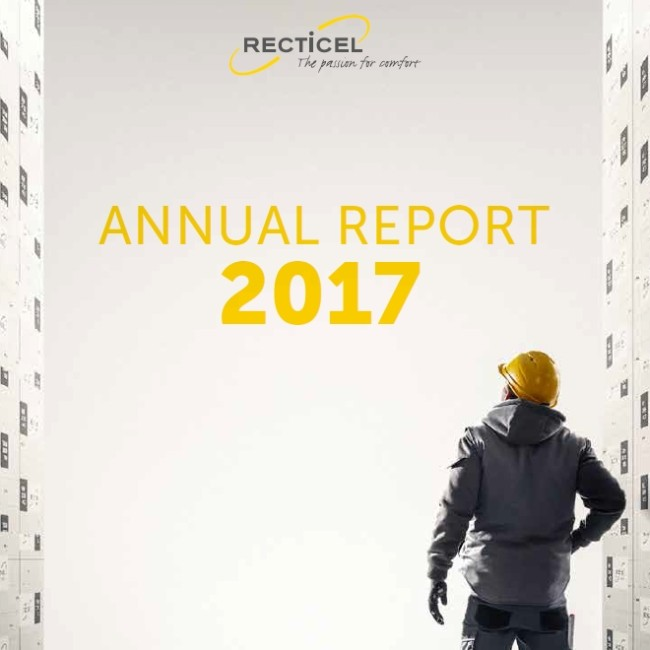 Recticel delivers further sales and profit growth